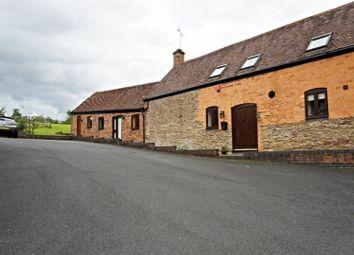 Thumbnail 3 bed barn conversion for sale in Cleobury Mortimer, Kidderminster