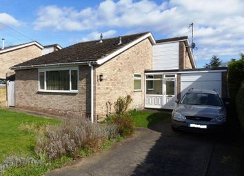 Thumbnail 3 bedroom detached bungalow for sale in Orchard Way, Nettleham, Lincoln