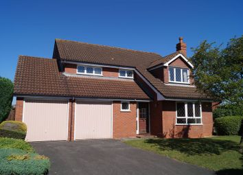 Thumbnail 4 bed detached house for sale in Quail Close, Barnwood, Gloucester