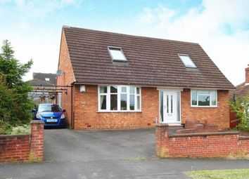 Thumbnail 3 bed bungalow for sale in Windsor Drive, Wingerworth, Chesterfield, Derbyshire