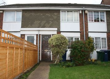 Thumbnail 2 bed terraced house to rent in Wardell Close, London