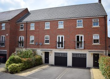 Thumbnail 4 bedroom terraced house for sale in Griffiths Way, Nottingham
