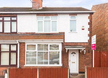 Thumbnail 3 bed semi-detached house for sale in Clarence Road, New Normanton, Derby