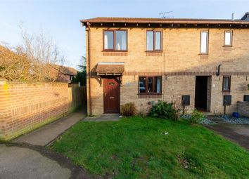 Thumbnail 3 bed semi-detached house for sale in Troutbeck, Hethersett, Norwich