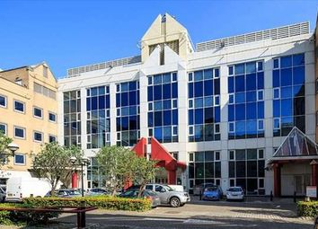 Thumbnail Serviced office to let in Meridian Gate, London
