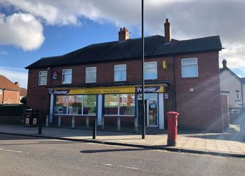 Thumbnail Retail premises for sale in Cedar Road, Newcastle Upon Tyne