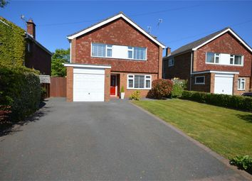 Thumbnail 4 bed detached house for sale in Brookhurst Ave, Bromborough, Merseyside