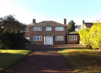 Thumbnail 5 bed property to rent in Warwick Road, Solihull