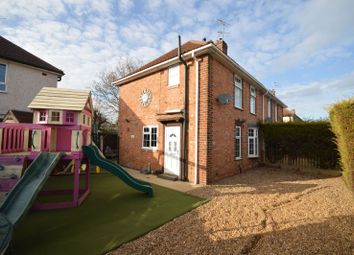 Thumbnail 3 bed semi-detached house for sale in Goldhill, Off Saffron Lane, Leicester