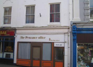 Thumbnail 1 bed flat to rent in Alverton Street, Penzance