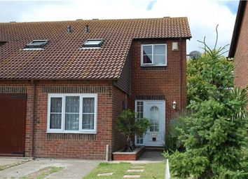 Thumbnail 3 bed semi-detached house for sale in Westminster Close, Eastbourne