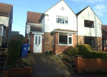 Thumbnail 3 bed semi-detached house for sale in Windmill Hill Lane, Derby