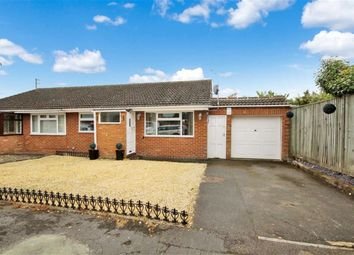 Thumbnail 2 bed semi-detached bungalow for sale in Haig Close, Swindon, Wiltshire