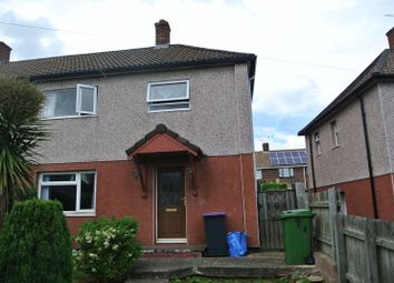 Thumbnail 3 bedroom semi-detached house to rent in Gloucester Avenue, Dawley, Telford, Shropshire.