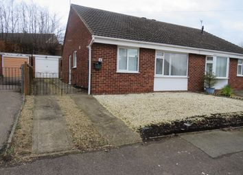 Thumbnail 2 bed bungalow to rent in Derwent Walk, Oadby, Leicester