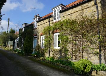 Thumbnail 3 bed cottage for sale in Mill Lane, Ebberston