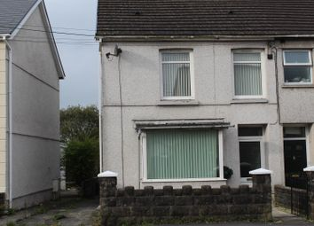 Thumbnail 3 bed semi-detached house for sale in Bonllwyn, Ammanford