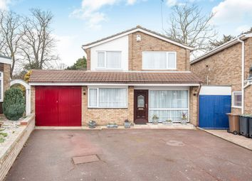 Thumbnail 3 bed link-detached house for sale in Tintagel Close, Luton