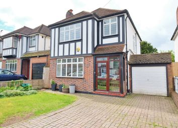 Thumbnail 3 bed detached house for sale in Lancing Road, Orpington