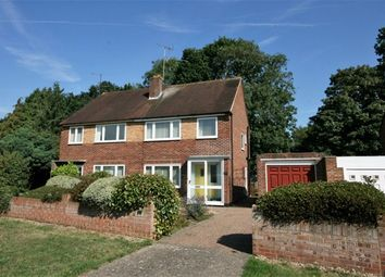 Thumbnail 3 bed semi-detached house for sale in Courts Road, Earley, Reading