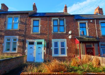 Thumbnail 2 bedroom flat for sale in Axwell Terrace, Swalwell, Newcastle Upon Tyne