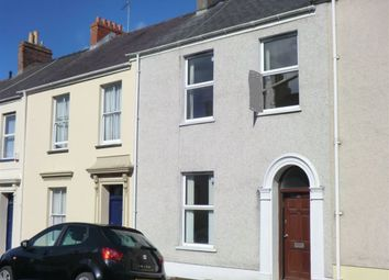 Thumbnail 3 bed property to rent in Gwyther Street, Pembroke Dock, Pembrokeshire