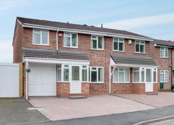Thumbnail 3 bedroom semi-detached house for sale in Open Field Close, Northfield, Birmingham, West Midlands