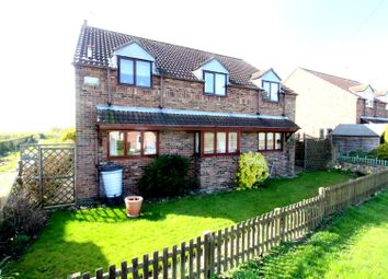 Thumbnail 4 bed detached house for sale in Well Lane, Tibthorpe, Driffield