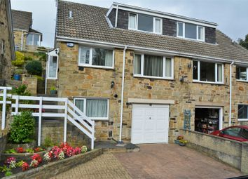 Thumbnail 4 bed semi-detached house for sale in Deadmanstone, Berry Brow, Huddersfield