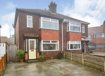 Thumbnail 3 bed semi-detached house for sale in Regent Avenue, Macclesfield, Cheshire