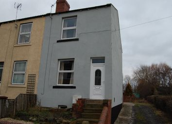Thumbnail 2 bedroom end terrace house to rent in Cliff Road, Crigglestone, Wakefield