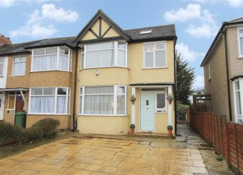 Thumbnail 4 bed end terrace house for sale in Grosvenor Crescent, Hillingdon