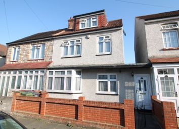 Thumbnail 4 bed semi-detached house for sale in Whalebone Grove, Chadwell Heath, Essex