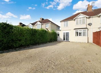 Thumbnail 4 bed semi-detached house for sale in Stratton Road, Stratton, Wiltshire