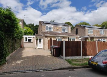 Thumbnail 4 bed link-detached house for sale in Abingdon Drive, Reading