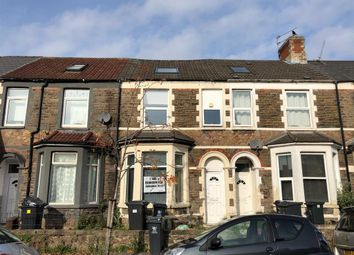 Thumbnail 3 bed flat to rent in Llantrisant Street, Cathays, Cardiff