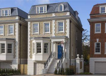 Magna Carta Park, Englefield Green, Egham, Surrey TW20. 4 bed detached house for sale