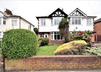 Thumbnail 3 bed semi-detached house for sale in Warley Road, Blackpool, Lancashire