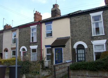 Thumbnail 2 bed terraced house to rent in Alexandra Road, Norwich
