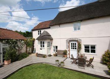 Thumbnail 3 bed end terrace house to rent in Park Farm Cottages, Frome St. Quintin, Dorchester, Dorset