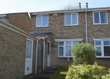 Thumbnail 3 bedroom semi-detached house for sale in Seaton Drive, Standens Barn, Northampton