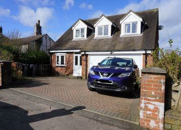 Thumbnail 4 bed detached house for sale in Ladderedge, Leek