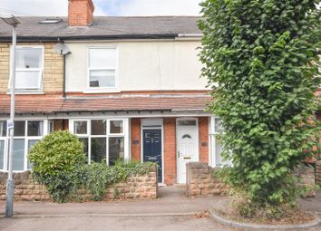 Thumbnail 2 bed terraced house for sale in Manvers Road, West Bridgford, Nottingham