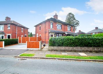 Thumbnail Semi-detached house for sale in Green Road, Trent Vale, Stoke-On-Trent