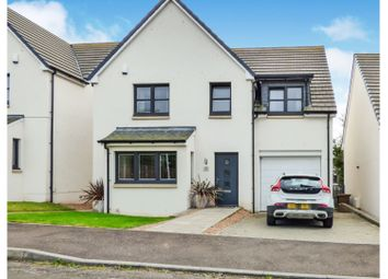 Thumbnail 4 bed detached house for sale in Old St. Andrews Road, Guardbridge