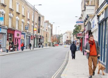 Thumbnail 2 bed flat to rent in Stroud Green Road, Finsbury Park