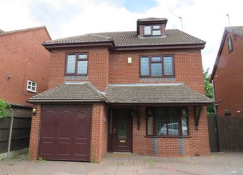 Thumbnail 4 bedroom detached house for sale in Tamworth Road, Fillongley, Coventry