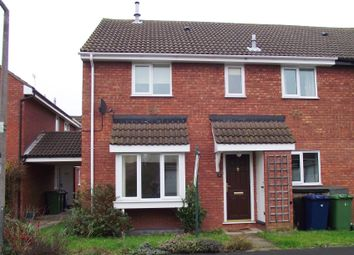 Thumbnail 2 bed terraced house to rent in Rubens Way, St. Ives, Huntingdon
