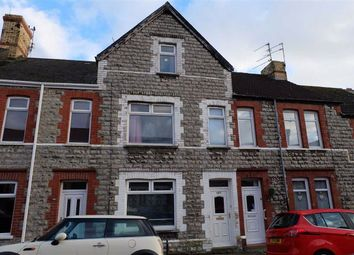 4 bed terraced house for sale in Woodlands Road, Barry, Vale Of Glamorgan CF62