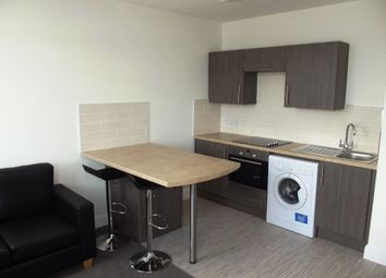 Thumbnail 1 bed flat to rent in Ring Way, Preston